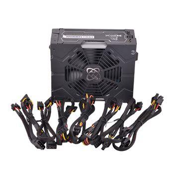 Xfx Xts Series 1000w Modular 80 Platinum Made By Seasonic P1 xfx xts series modular power supply 1000w ln67650 p1 1000 belx scan uk