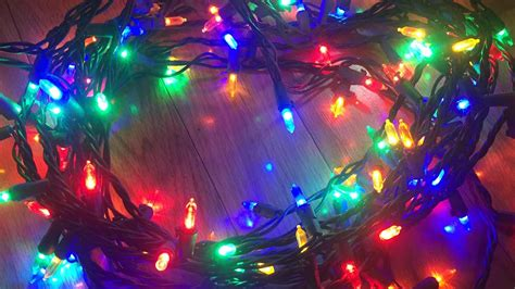 top 28 led christmas lights only half work how to fix