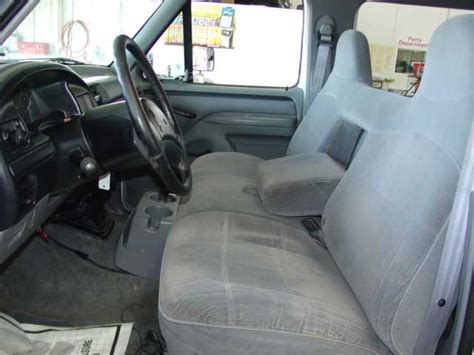 ford f150 bench seat 1995 ford f150 sheepskin seat covers