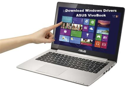 Laptop Asus Vivobook S400ca asus vivobook s400ca new updated drivers for windows 7 and windows 8