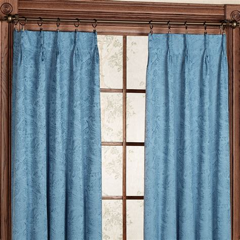 pinch pleat drapery gabrielle pinch pleat thermal room darkening curtains
