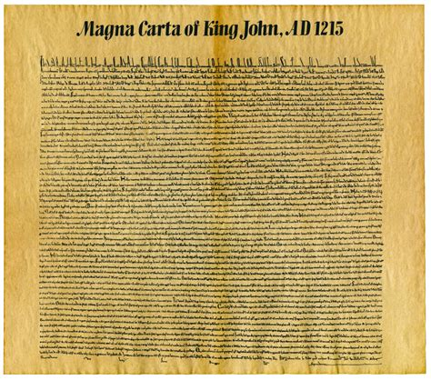 Magna Carta Essay by Now Where Did I Put That 700 Year Copy Of The Magna Carta