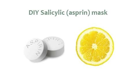 diy aspirin mask 9 best images about acne prone skin care on
