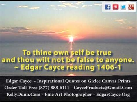 edgar cayce inspirational quotes kelly dunn fine art