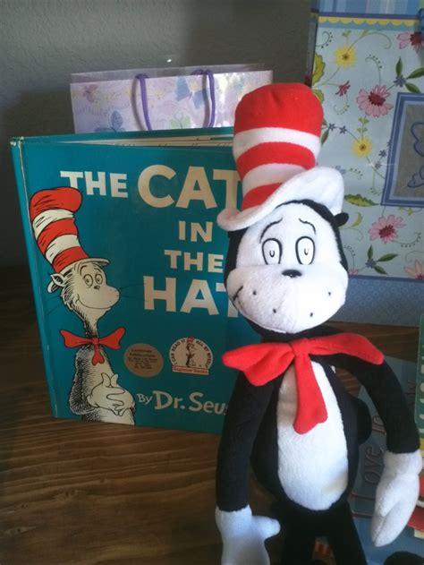Cat In The Hat Baby Shower Decorations by Book Themed Baby Shower Cat In The Hat Decor Baby