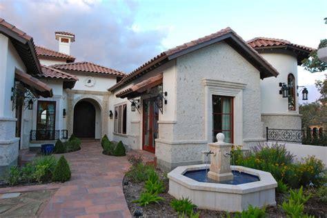 spanish mediterranean homes custom home spanish mediterranean in cordillera ranch