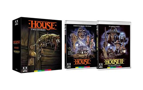 House Box Set by April 11th Dvd Releases Include House Two Stories Box Set The Phantasm Collection