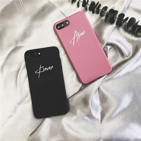 customize  letter case cover  iphone      ips cheap cell phone case