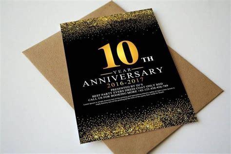 25  Anniversary Invitation Designs & Templates   PSD, AI