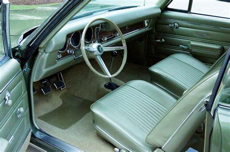 auto repair manual online 1968 pontiac gto interior lighting 1968 pontiac gto ram air ii 188610