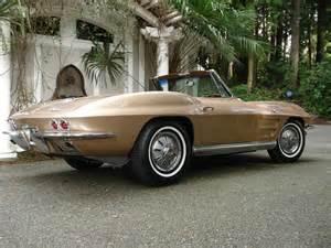 1964 Chevrolet Corvette Convertible 1964 Chevrolet Corvette Convertible 64265