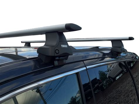 Detachable Roof Rack by Thule Removable Roof Rack Crossbars For Jeep Grand