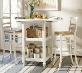 Pottery Barn Kitchen Tables Shayne Drop Leaf Bar Height Table Pottery Barn South