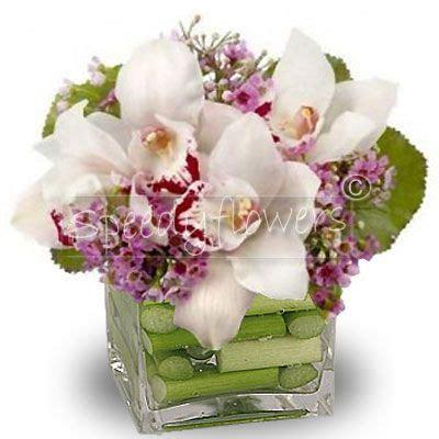 composizioni floreali in vaso di vetro spedizioni internazionali composizioni fiori