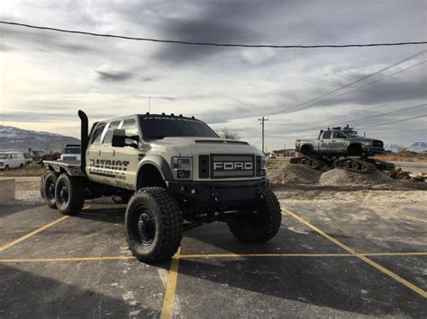 diesel brothers six meet the six the six door ford f 550 heavy d and