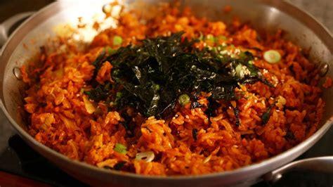 kimchi fried rice youtube