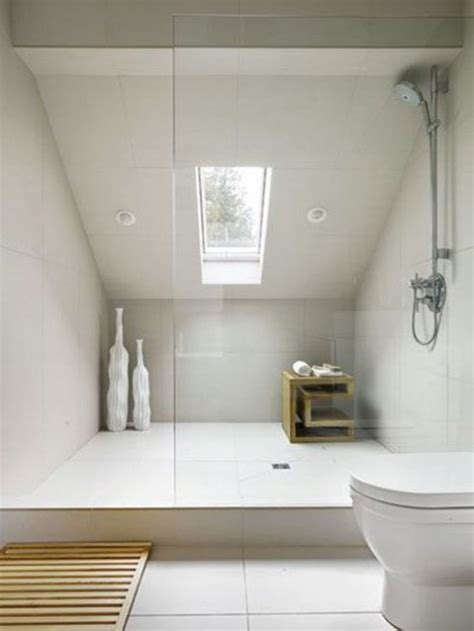 52 cool and smart attic bathroom designs comfydwelling