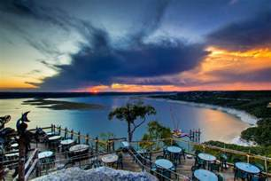 Lake Travis Tx Lake Travis As Seen From The Oasis Resta