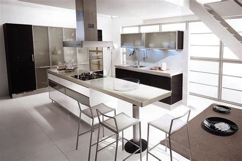 black and white kitchen design 30 black and white kitchen design ideas digsdigs