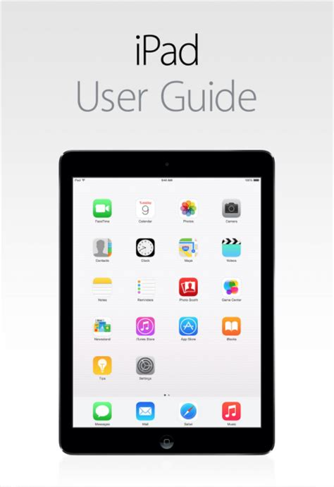 the official iphone and ipod touch user guides for ios 8 iclarified
