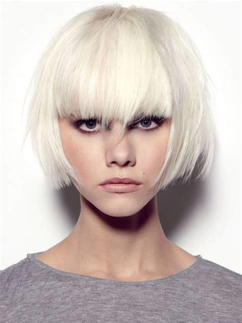 blonde bob blunt 21 breathtaking short bob haircuts styles weekly