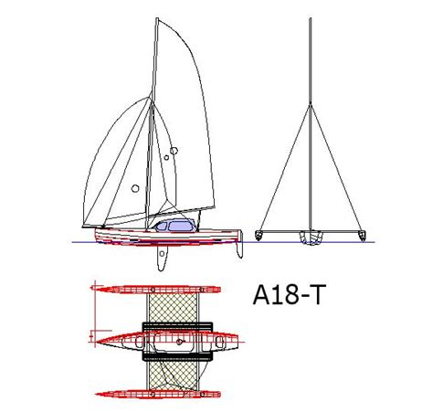 trimaran yacht plans 17 best images about sailboats trimarans on pinterest