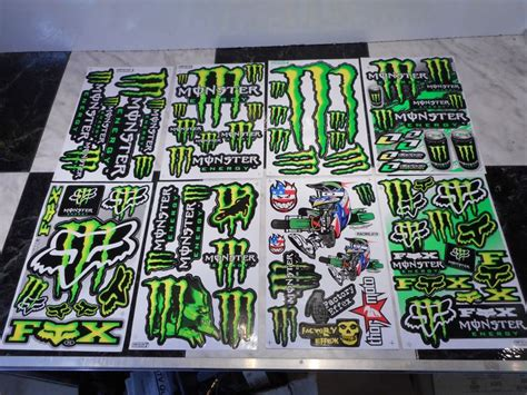 Monster Aufkleber Rc by 1000 Ideas About Monster Energy On Pinterest Monster