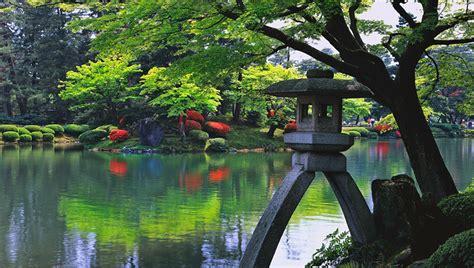 Zen Water Garden Zen Garden Nature Scenes Set To Meditative Japanese