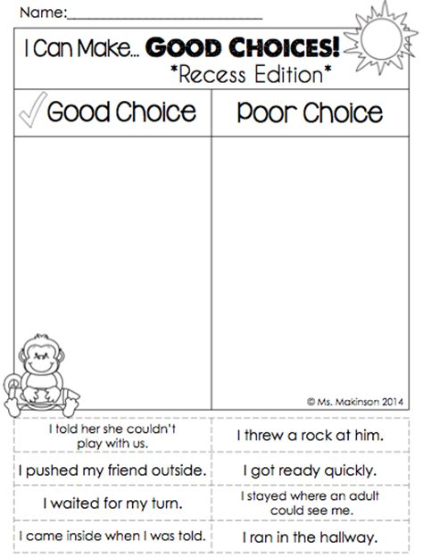 Citizenship Worksheets by September Printables Grade Literacy And Math