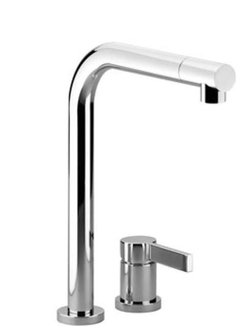 dornbracht kitchen faucets elio two hole mixer collection by dornbracht modern