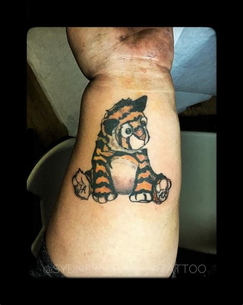 cartoon tattoo sydney untitled by sydney beene tattoonow