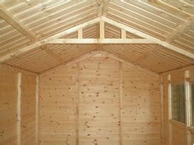 shiplap apex wooden sheds