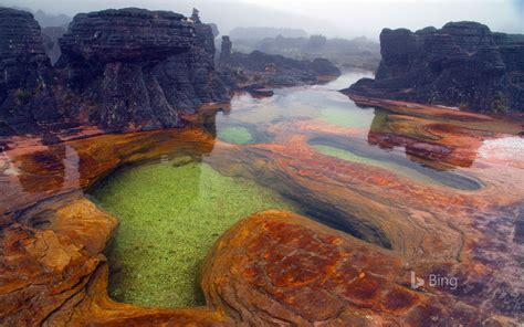 imagenes hd venezuela fondo de pantalla aguas termales monte roraima venezuela hd