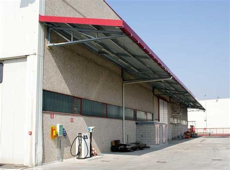 tettoie industriali soppalchi tettoie e scale per l industria a bologna
