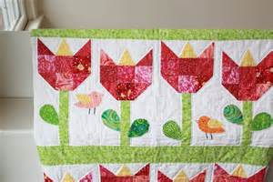 tulip quilt pattern free allspice abounds