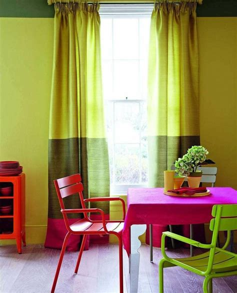 Bright Dining Room by 39 Bright And Colorful Dining Room Design Ideas Digsdigs