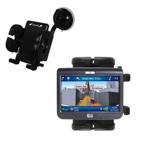 Car Hp Holder Warna gomadic brand car auto windshield holder mount designed for the hp ipaq 310 gooseneck