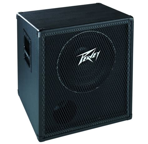 4 ohm speaker cabinet b stock peavey 115tvx ex 4 ohms guitar speaker cabinet ebay