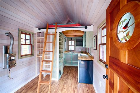 Tiny House Cottage by Spotlight On Design Wishbone Tiny Homes The Tiny Life