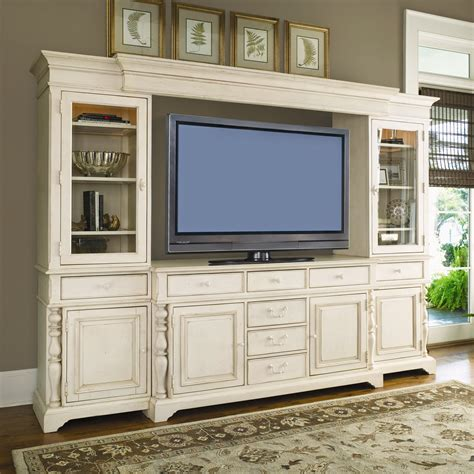 paula deen home lighted entertainment center