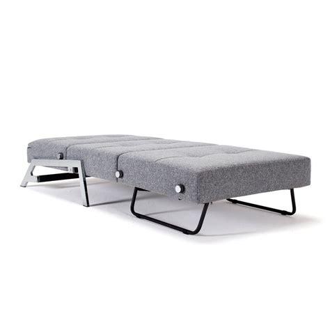 poltrone di design moderno poltrona letto cubed trasformabile letto singolo design