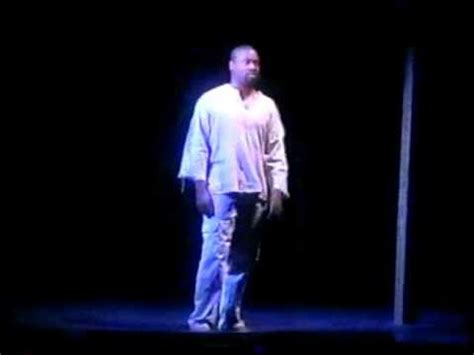 billy porter jesus christ superstar billy porter gethsemane nyack new york 1998 youtube