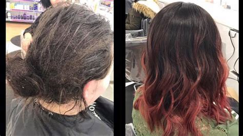 hair after 35 how hairstylist kate langman helped a woman with severe