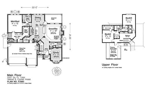 Fillmore Plans by F2961 Fillmore Chambers Design