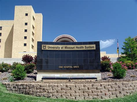 Of Missouri Columbia Executive Mba by Of Missouri Health Care