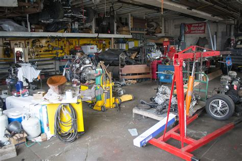 Mechanics Garage by File Master Mechanics Garage 1 Jpg Wikimedia Commons