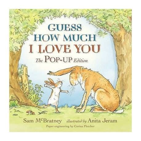 libro guess how much i guess how much i love you pop up rayuelainfancia