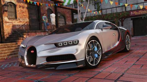 how to get the bugatti in gta 5 bugatti chiron vision tuning add on gta5 mods