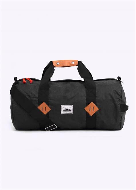 Black Roll Bag Penfield Irondale Roll Bag Black
