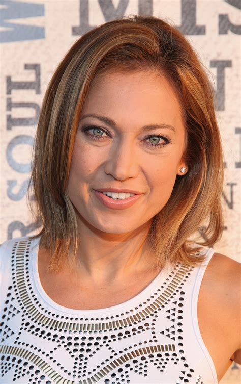 ginger hair on gma ex chicago meteorologist ginger zee credits family support